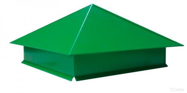 Колпак зеленый