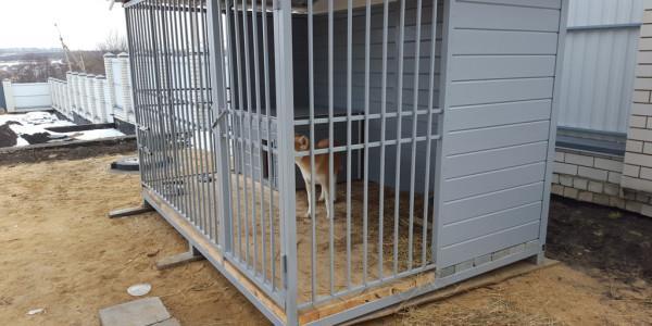 Забор из планкена - 2