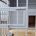 Забор из 3Д сетки в жилом комплексе