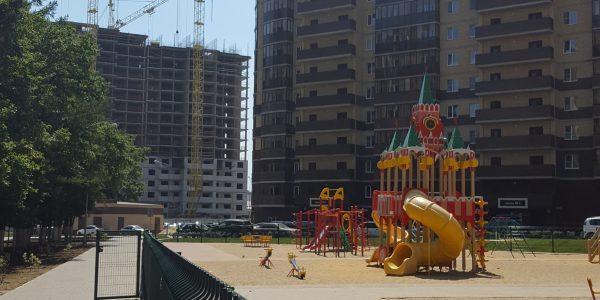 Ограждение детской площадки - 17