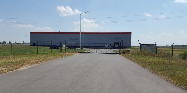 Ограждение завода Siemens - 2