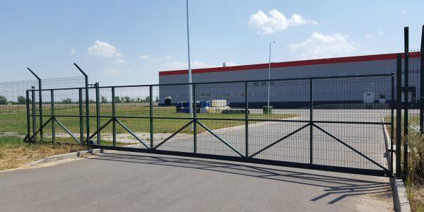 Ограждение завода Siemens - 3