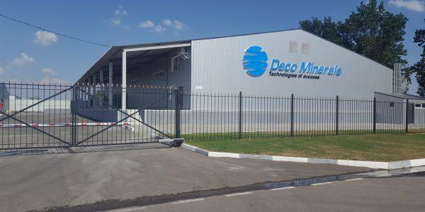 Забор Deco Minerals
