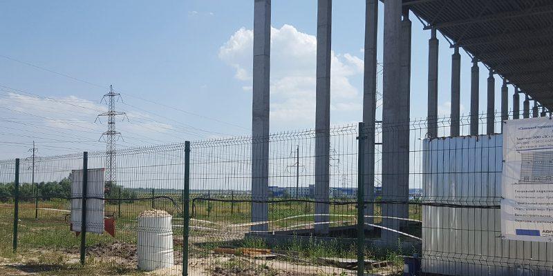 Промышленные ограждения в Воронеже