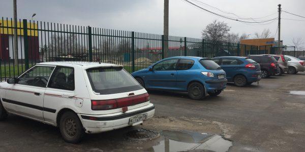 Ограждения и ворота для Воронеж РосАгро