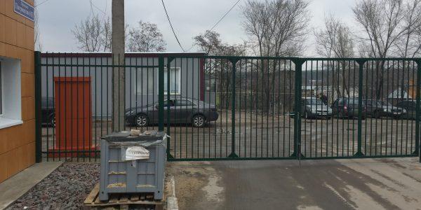 Ограждения и ворота для Воронеж РосАгро - 2