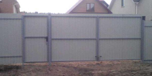 Забор из профлиста - 20