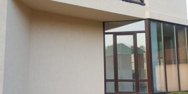 Ограждение для балкона коттеджа - 3