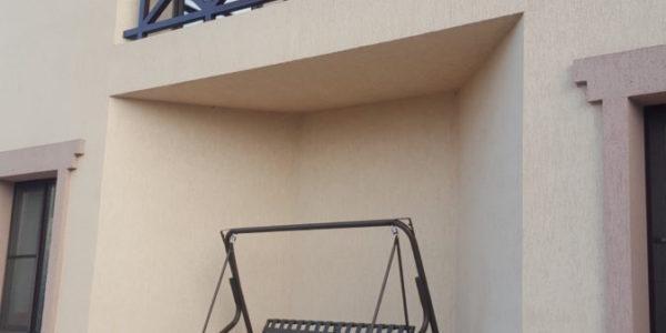 Ограждение для балкона коттеджа - 6