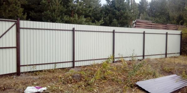 Забор изнутри - 3