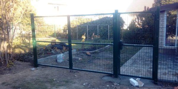 Забор из сетки - 35