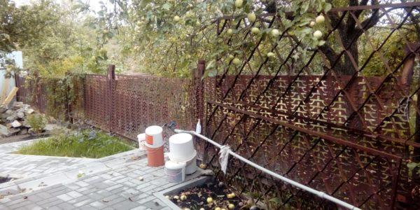 Забор для дачи - 38