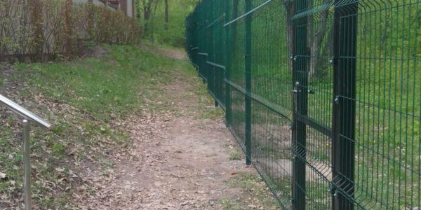 Забор гранд лайн