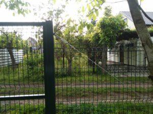 забор из рабицы воронеж