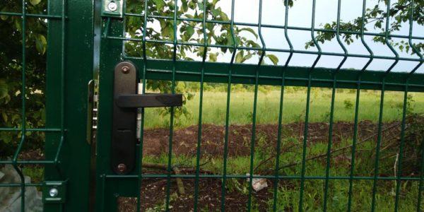 Забор 3Д гиттер
