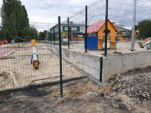 забор из сетки рабицы цена с установкой воронеж