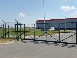 забор из рабицы цена за метр