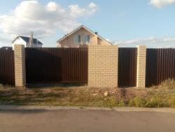 металлический забор из 3д сетки воронеж