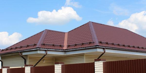 сколько стоит покрыть крышу профнастилом цена работы