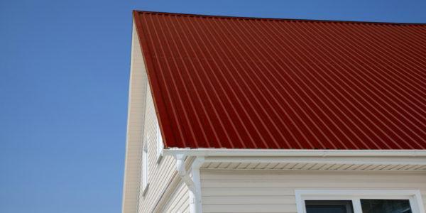 стоимость перекрытия крыши профнастилом за квадратный метр воронеж